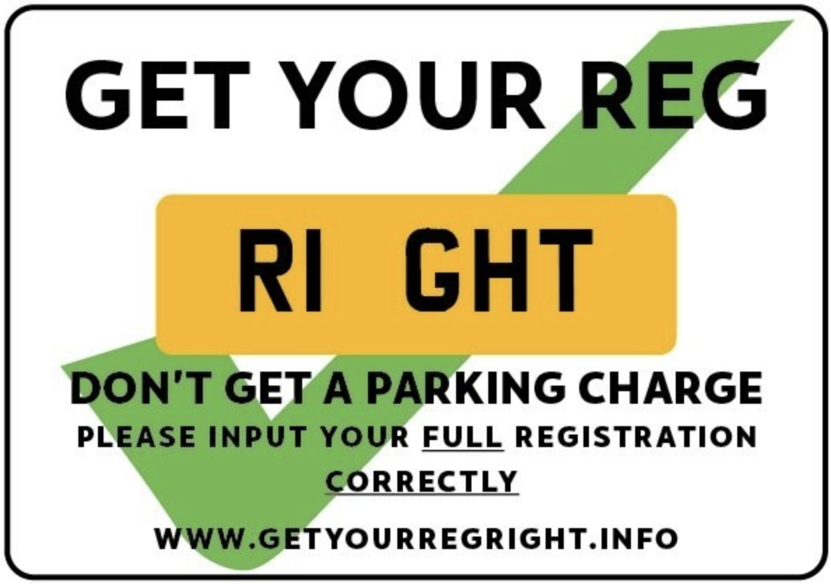 Get your reg right